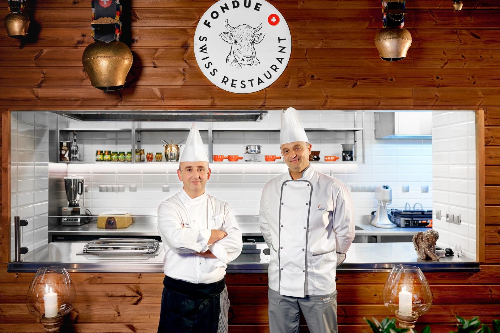 Шеф-готвачи-ресторант-Фондю